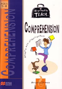 Cover of All you need to teach comprehension