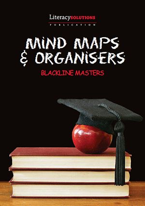 Cover of Mind Maps and Organisers