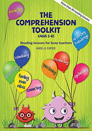 Cover of The Comprehension Toolkit (Ages 5-8)