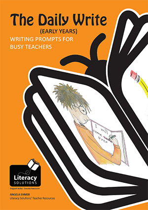 Cover of The Daily Write (Early Years) Book
