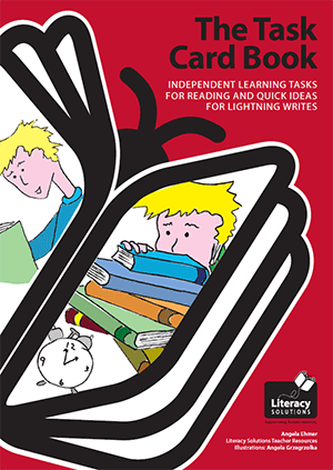 Cover of The Task Card Book